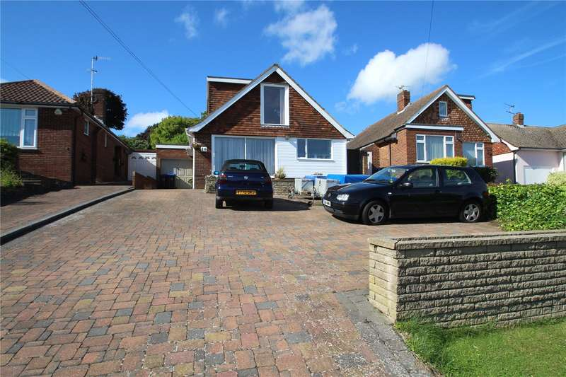 5 Bedrooms Detached House for sale in Firle Road, North Lancing, West Sussex, BN15