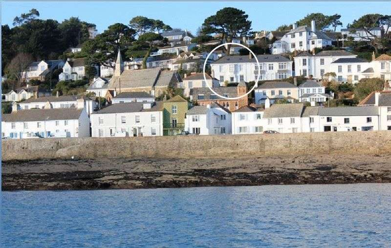 4 Bedrooms House for sale in Gibraltar Terrace, St Mawes