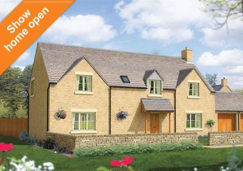 5 Bedrooms Detached House for sale in Kemble, Cirencester