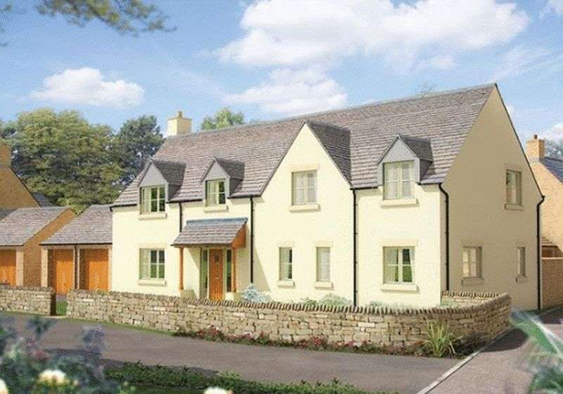 6 Bedrooms Detached House for sale in Kemble, Cirencester