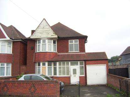 3 Bedrooms Detached House for sale in Stechford Road, Birmingham, West Midlands