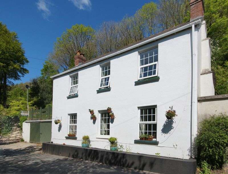 3 Bedrooms Detached House for sale in Snapper, Barnstaple 6 ACRES