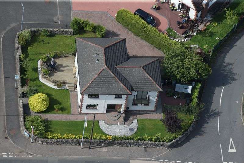 4 Bedrooms Detached House for sale in Bridgend Court, Castlecary, Glasgow