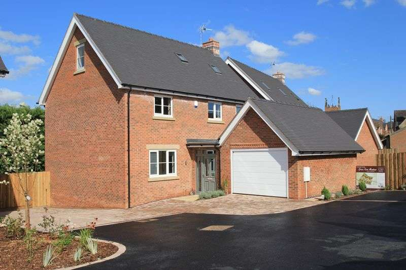 Detached House for sale in Green Farm Meadows, Seighford, Stafford, ST18