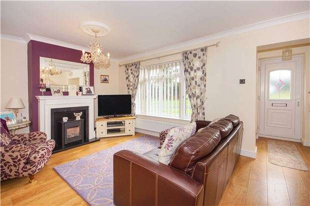 3 Bedrooms Semi Detached House for sale in Virginia Close, Chipping Sodbury, BRISTOL, BS37 6HN