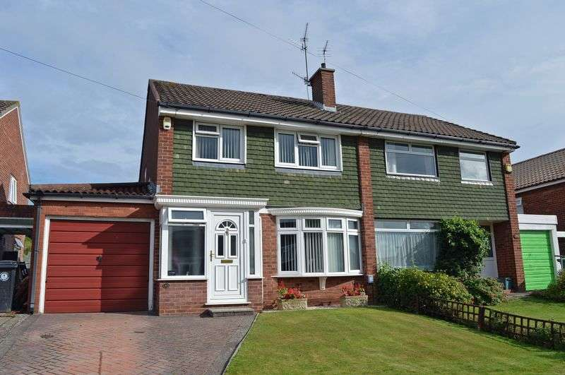 3 Bedrooms Semi Detached House for sale in Meadowland Road, Bristol