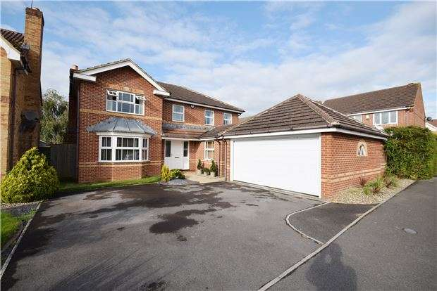 4 Bedrooms Detached House for sale in Homeground, Emersons Green, BRISTOL, BS16 7HG