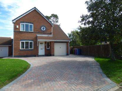 4 Bedrooms Detached House for sale in Eremon Close, Liverpool, Merseyside, L9