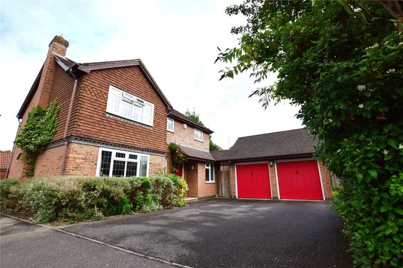 4 Bedrooms Detached House for sale in Kent Folly, Warfield, Berkshire, RG42