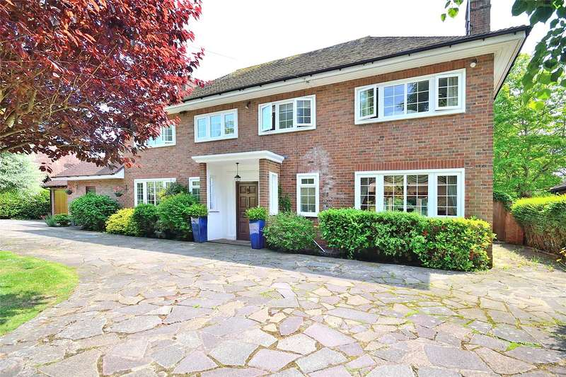 5 Bedrooms Detached House for sale in Fourth Avenue, Worthing, West Sussex, BN14