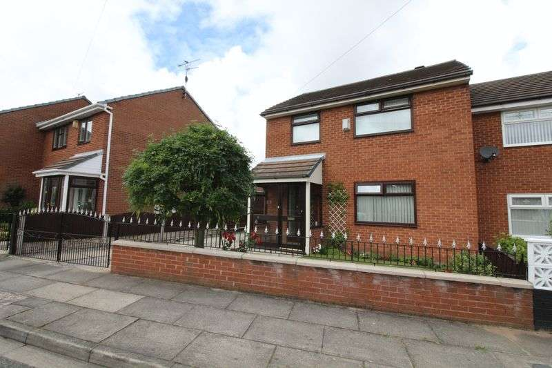 3 Bedrooms Semi Detached House for sale in Atlantic Way, Bootle