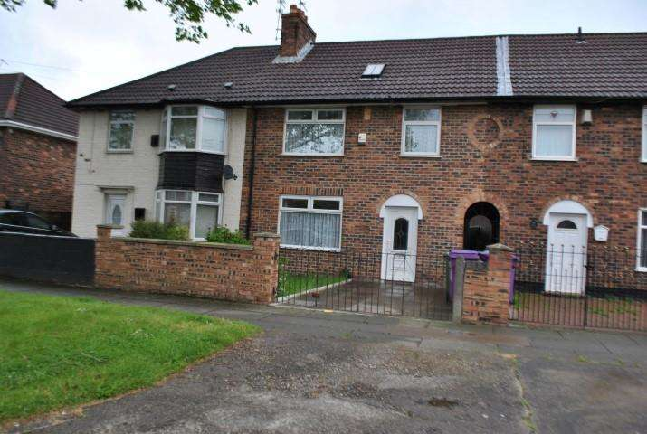 3 Bedrooms Terraced House for sale in Lorenzo Drive, Liverpool, L11