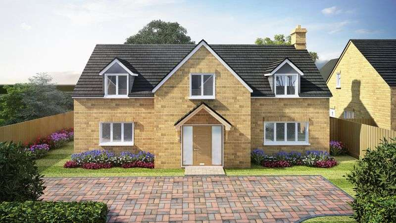 5 Bedrooms Detached House for sale in NEW YATT, Fulbrook (Plot 1), The Orchard, New Yatt Lane OX29 7TF