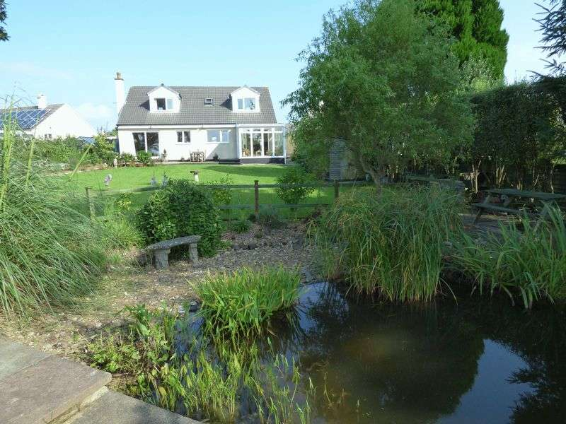 4 Bedrooms Detached Bungalow for sale in Yelverton
