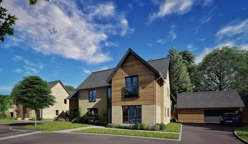 5 Bedrooms Detached House for sale in Willowhurst, Priors Hall Park, Weldon