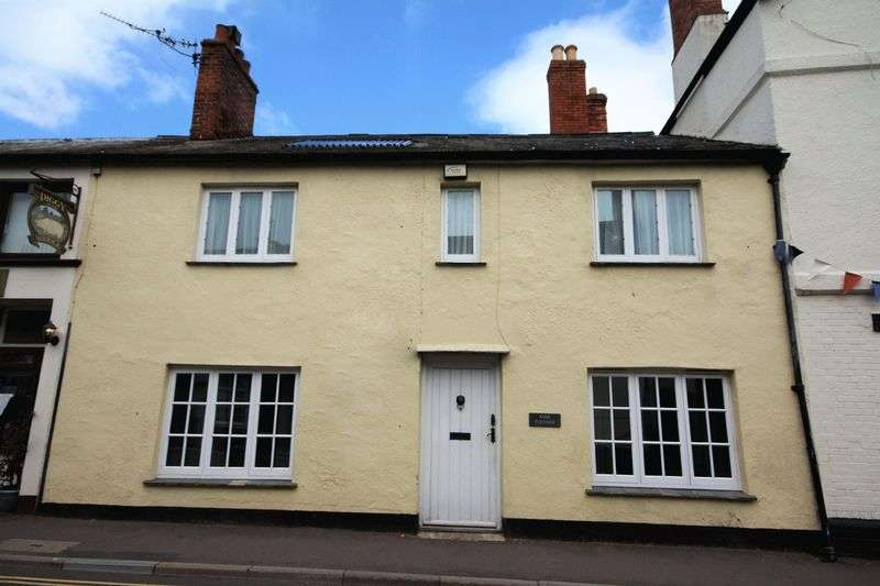 3 Bedrooms Terraced House for sale in Delightful Character Cottage