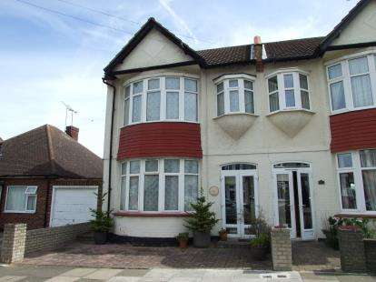 4 Bedrooms Semi Detached House for sale in Leigh-On-Sea, Essex