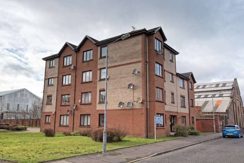 2 Bedrooms Flat for sale in Bulldale, Yoker, Dunbartonshire, G14