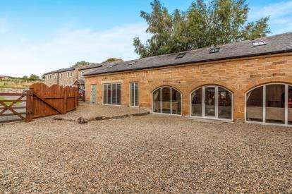 3 Bedrooms Barn Conversion Character Property for sale in The Barn, Otterburn, Northumberland, Newcastle, NE19