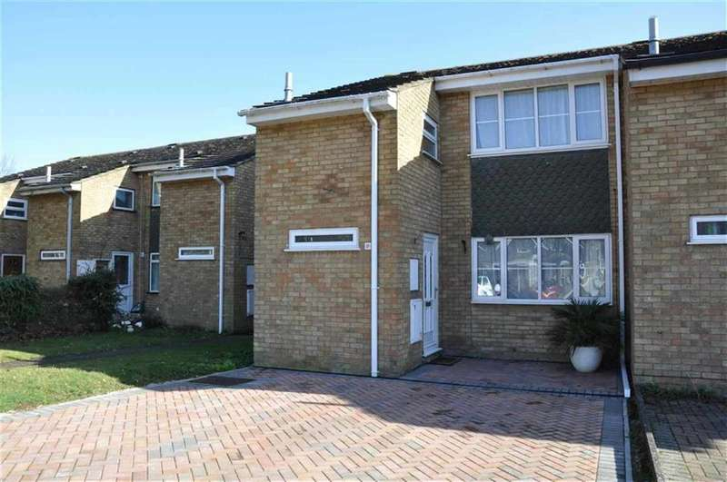 3 Bedrooms Property for sale in Saxon Close, DUNSTABLE, Bedfordshire, LU6