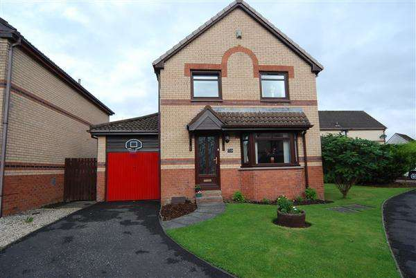 4 Bedrooms Detached House for sale in Winstanley Wynd, Kilwinning