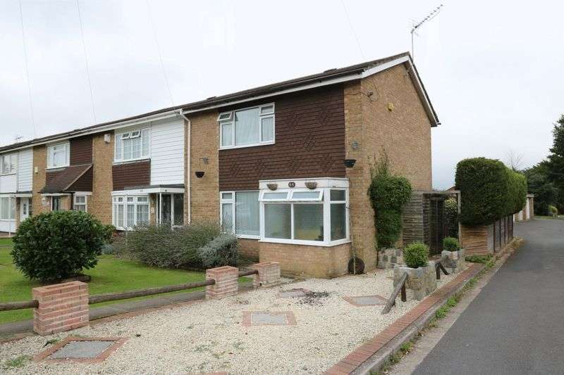 2 Bedrooms Terraced House for sale in Fernie Fields, High Wycombe