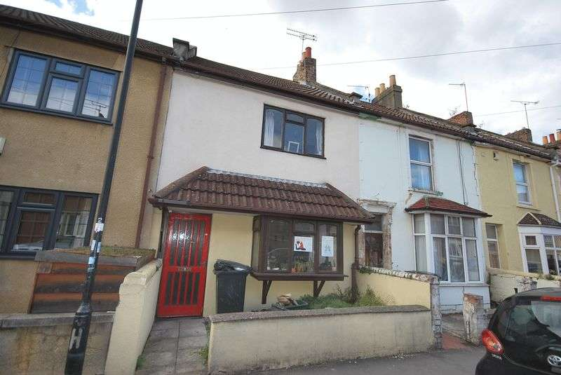 2 Bedrooms Terraced House for sale in Church Street, Bristol