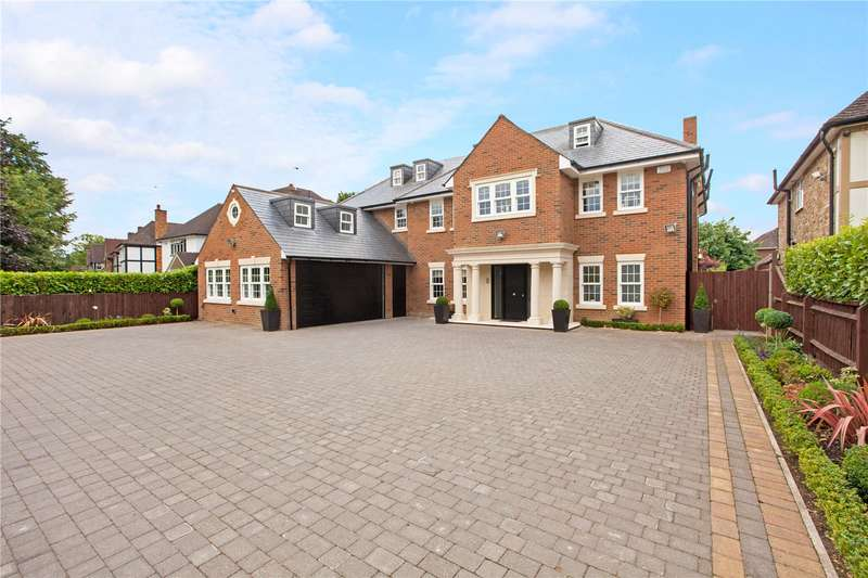 7 Bedrooms Detached House for sale in Dukes Wood Drive, Gerrards Cross, Buckinghamshire, SL9