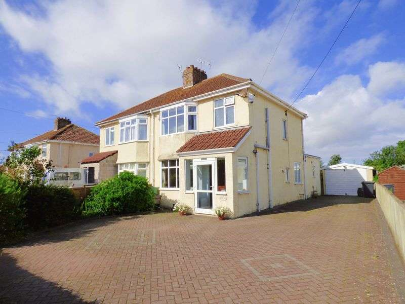 Property for sale in Bridgwater Road, Lympsham