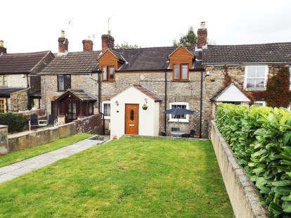4 Bedrooms Terraced House for sale in Station Road, Charfield, Wotton-Under-Edge, Gloucestershire