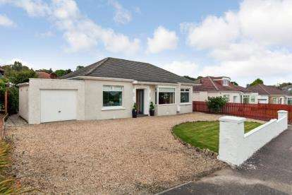 4 Bedrooms Bungalow for sale in Afton Crescent, Bearsden