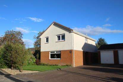 4 Bedrooms Detached House for sale in Grampian Road, Stirling
