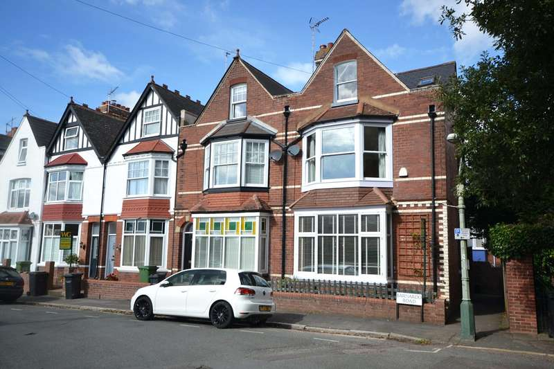 4 Bedrooms Terraced House for sale in St Leonards, Exeter