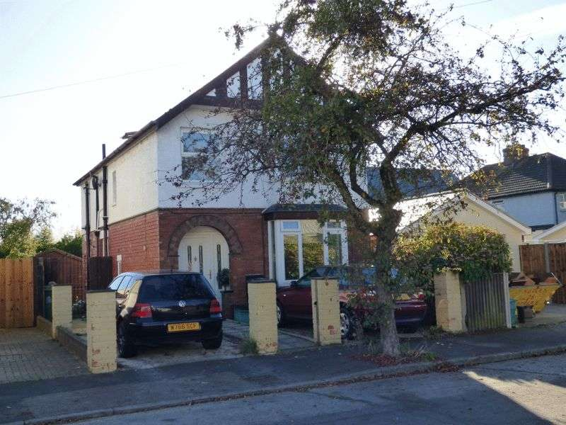 4 Bedrooms Detached House for sale in Newark Road, Gloucester