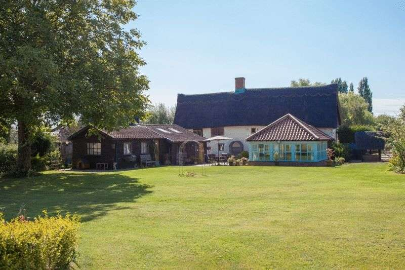 3 Bedrooms Cottage House for sale in Carleton Rode, Norwich