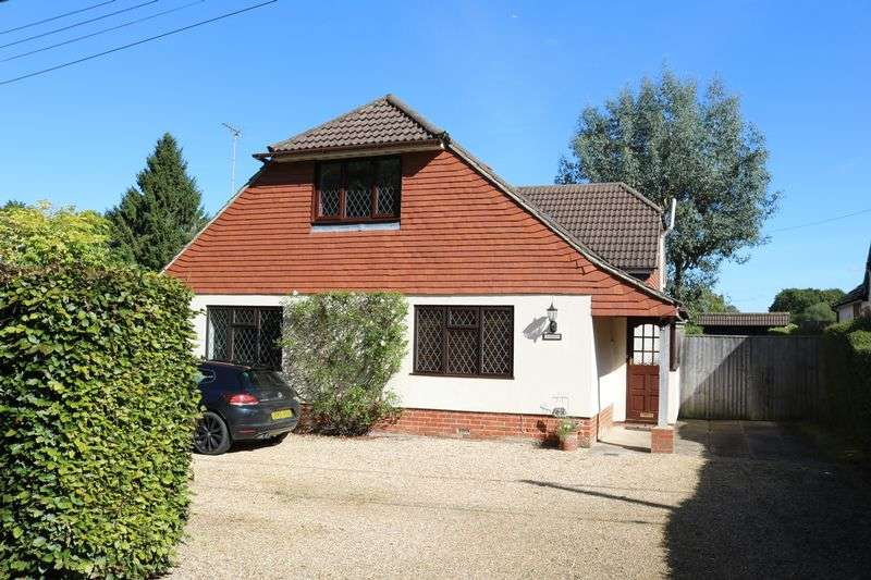 4 Bedrooms Detached House for sale in Newtown, Nr Soberton