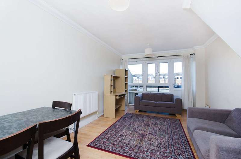 Flat in  Lampeter Square  London  W6  Richmond