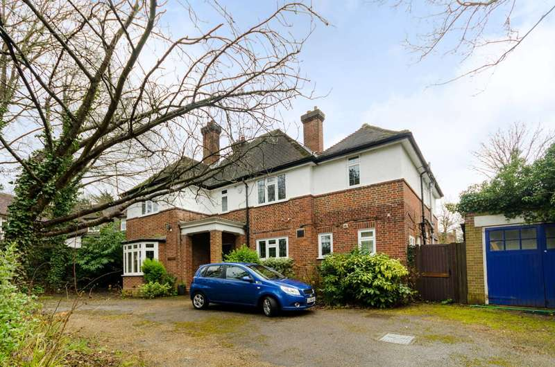 Detached house in  St Marys Road  Long Ditton  Surbiton  KT6  Richmond