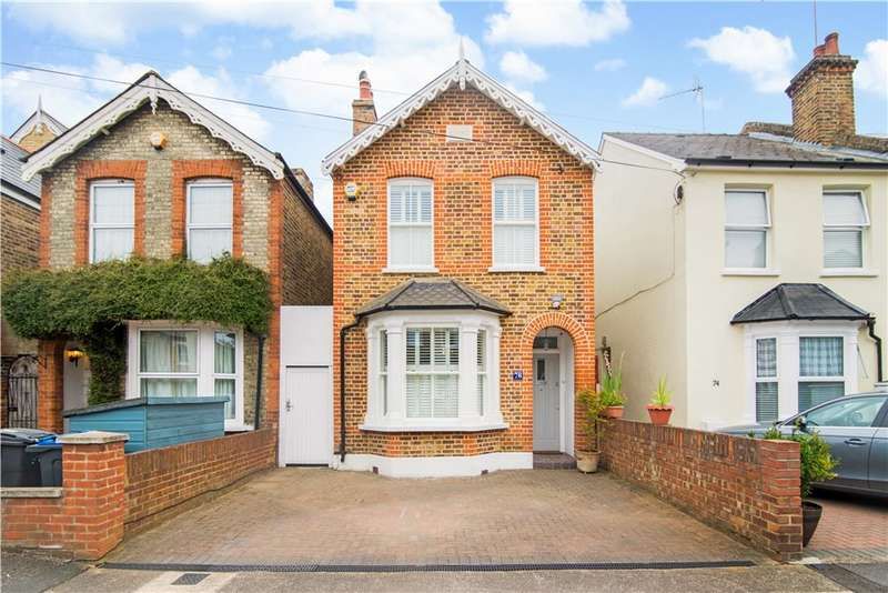 Detached house in  Gibbon Road  Kingston Upon Thames  KT2  Richmond