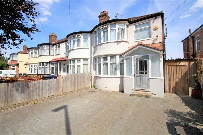 Semi Detached in  Conway Crescent  Perivale  Middlesex  UB6  Richmond