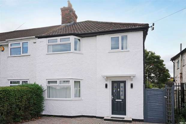 Detached house in  Highfield Road  Acton  W3  Richmond