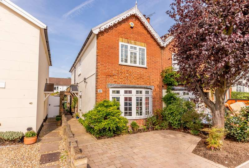 Semi Detached in  Dennis Road  East Molesey  KT8  Richmond