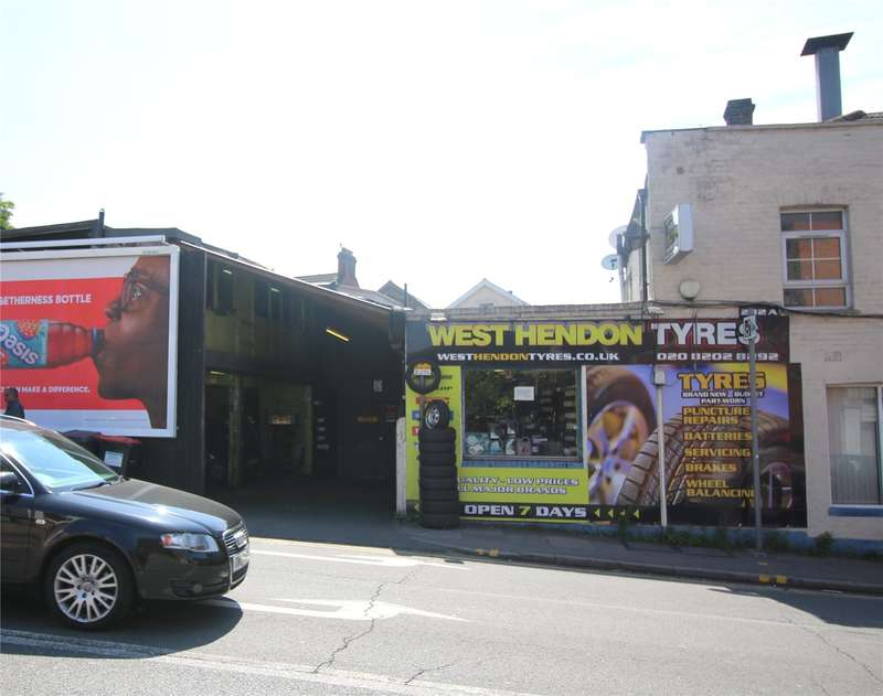 Commercial in  West Hendon Broadway  London  NW9  Richmond