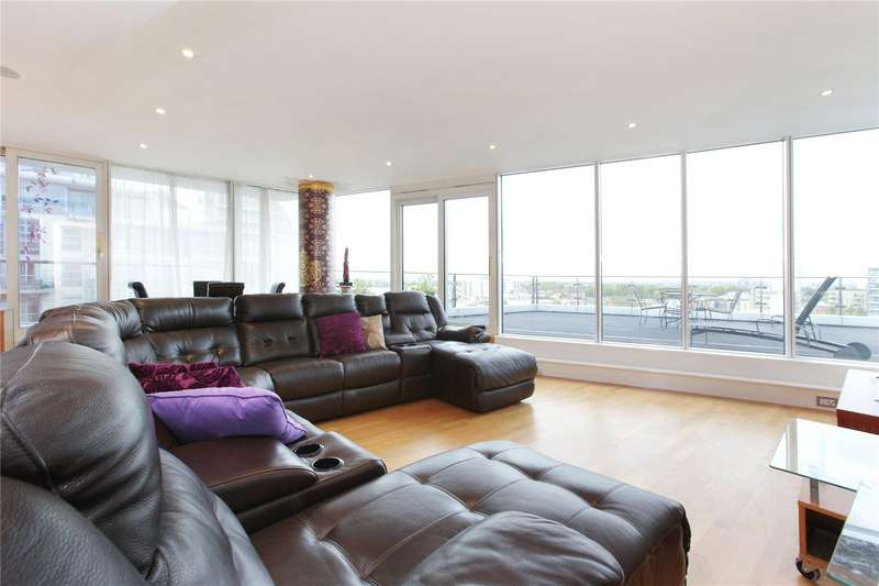 Flat in  Juniper Drive  Wandsworth  London  SW18  Richmond