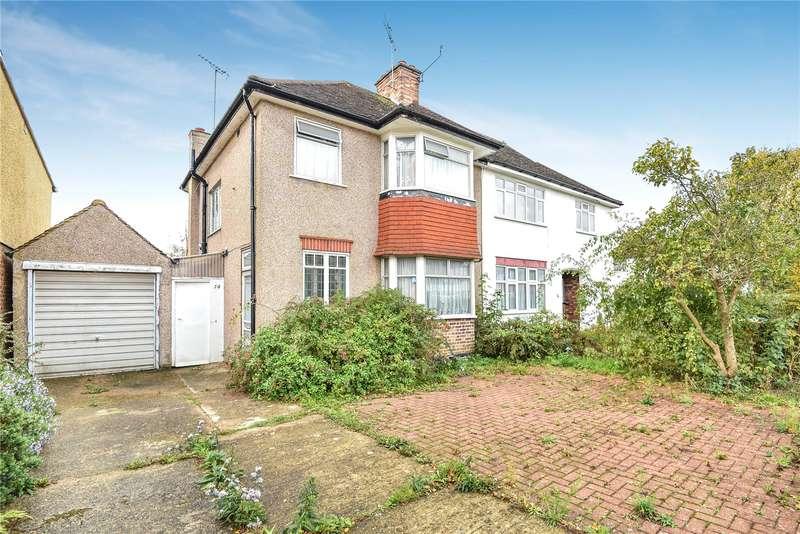 Semi Detached in  The Drive  Harrow  Middlesex  HA2  Richmond