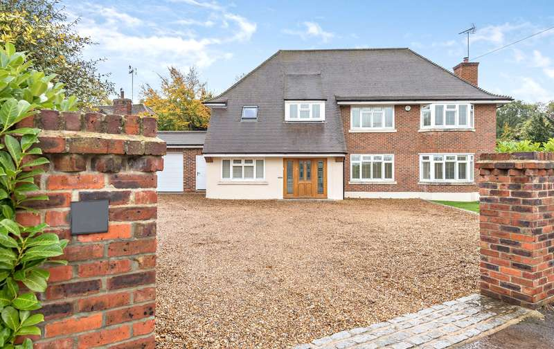 Detached house in  Links Green Way  Cobham  KT11  Richmond