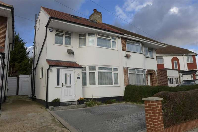 Semi Detached in  Curzon Avenue  Stanmore  Middlesex  HA7  Richmond