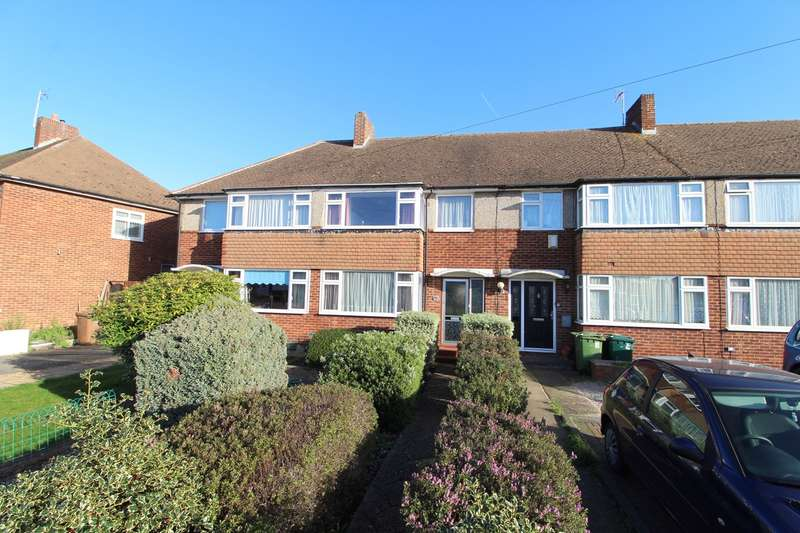 Terraced house in  Hogarth Avenue  Ashford  TW15  Richmond