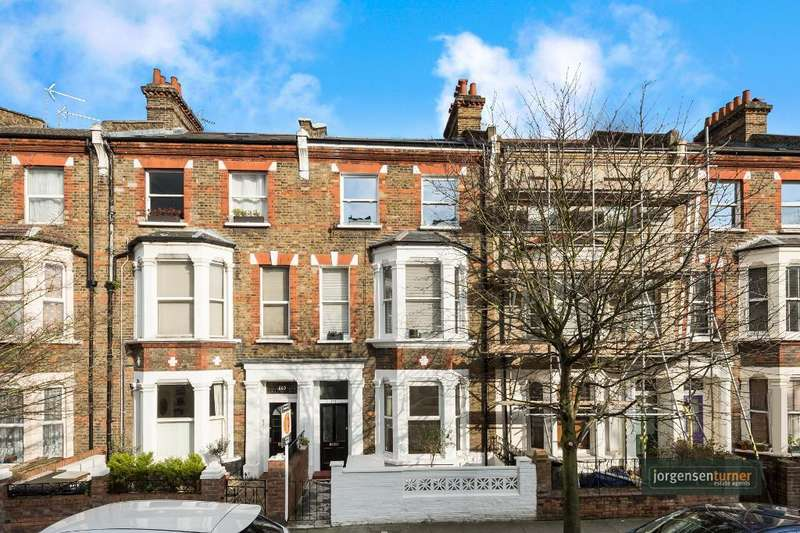 Flat in  Bravington Road  London  W9  Richmond