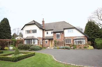 5 Bedrooms Detached House for sale in Long Hey Road, Caldy, Wirral